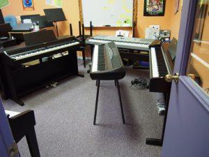 keyboard room over full